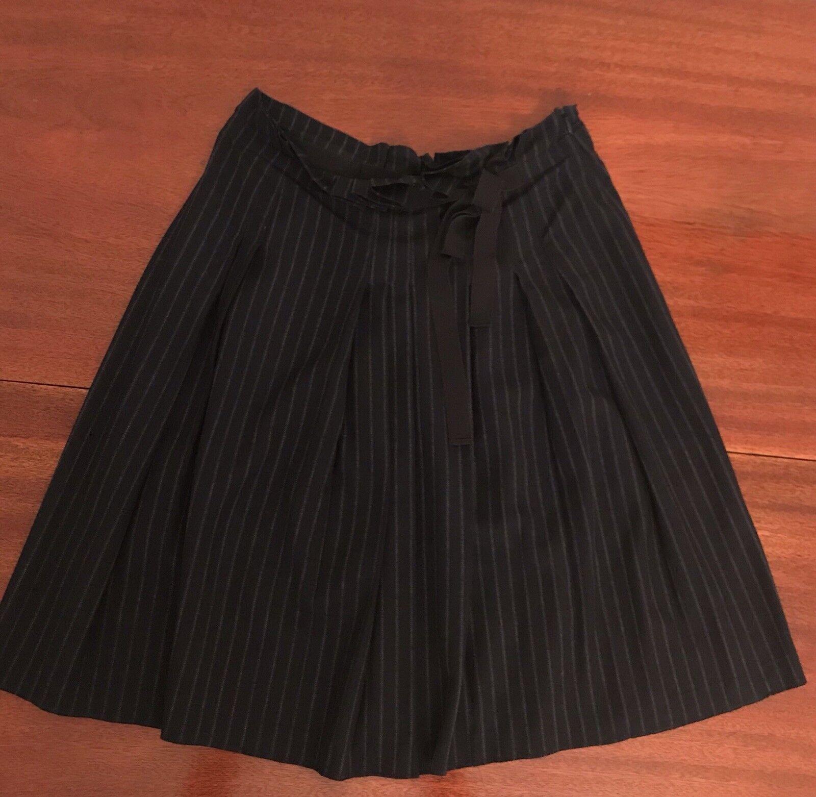 Philosophy di Alberta Ferretti wool skirt small