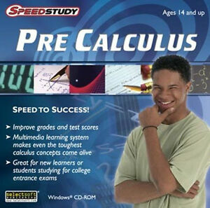 Speedstudy-Pre-Calculus-Take-the-stress-out-of-high-school-math-XP-Vista-7-8