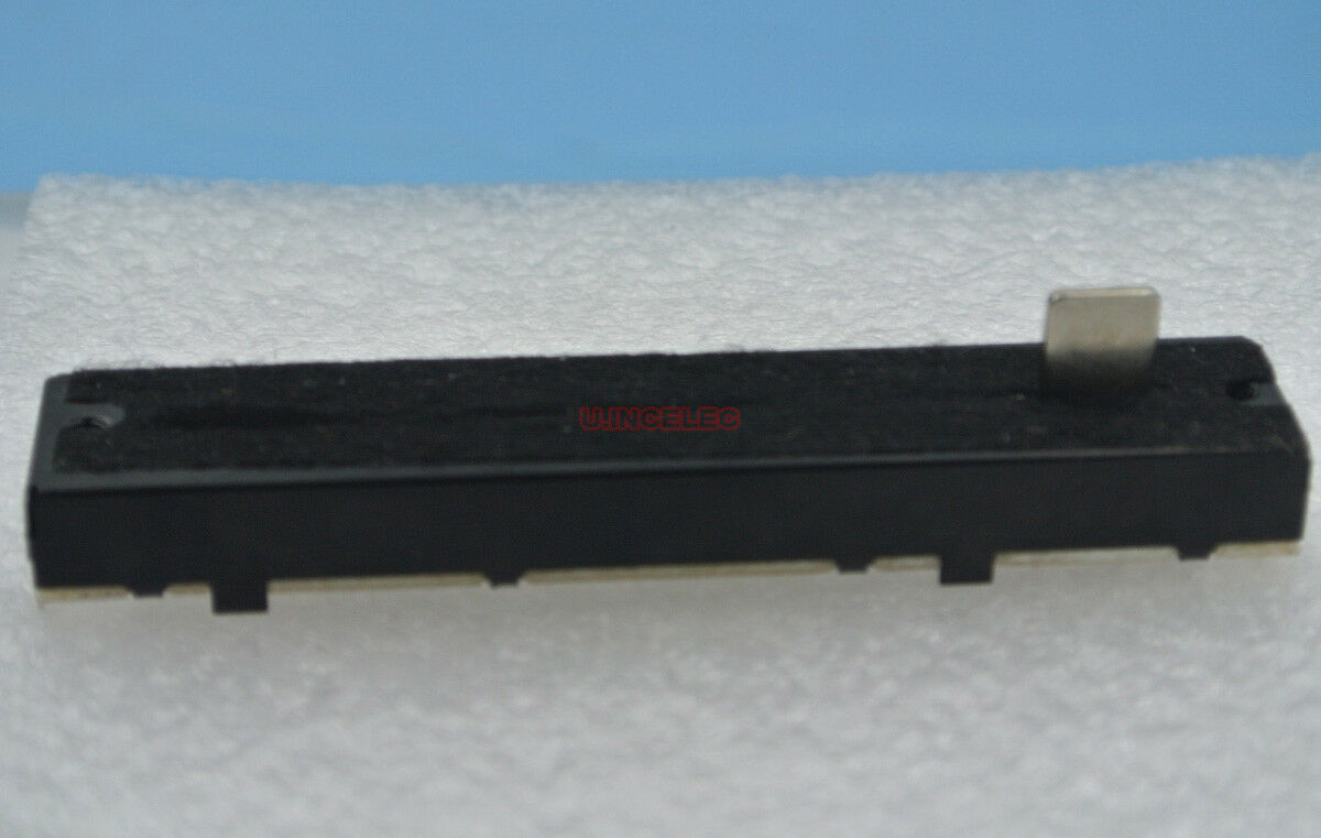 POT B50K Slide Potentiometer 60mm travel dual unit 88mm Length RV015 x5pcs
