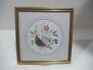 PAT-HARBY-LIMITED-EDITION-PRINT-RED-ADMIRAL-BUTTERFLY-SIGNED-AUTHENTICITY