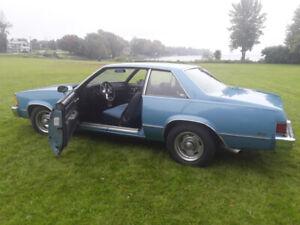 1981 Chevrolet Malibu Coupe