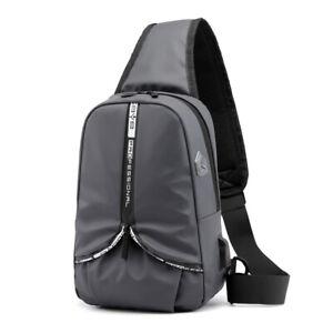 Xmund-XD-DY10-5-7L-USB-Anti-Theft-Chest-Bag-Oxford-Cloth-Shoulder-Bag-Camping