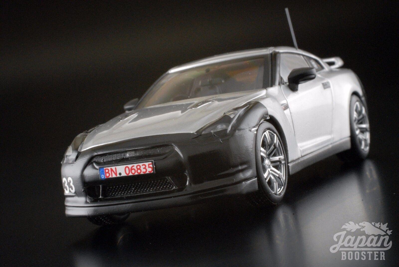 [KYOSHO ORIGINAL 1 43] Nissan GT-R R35 Nurburgring Test Car K03741NU