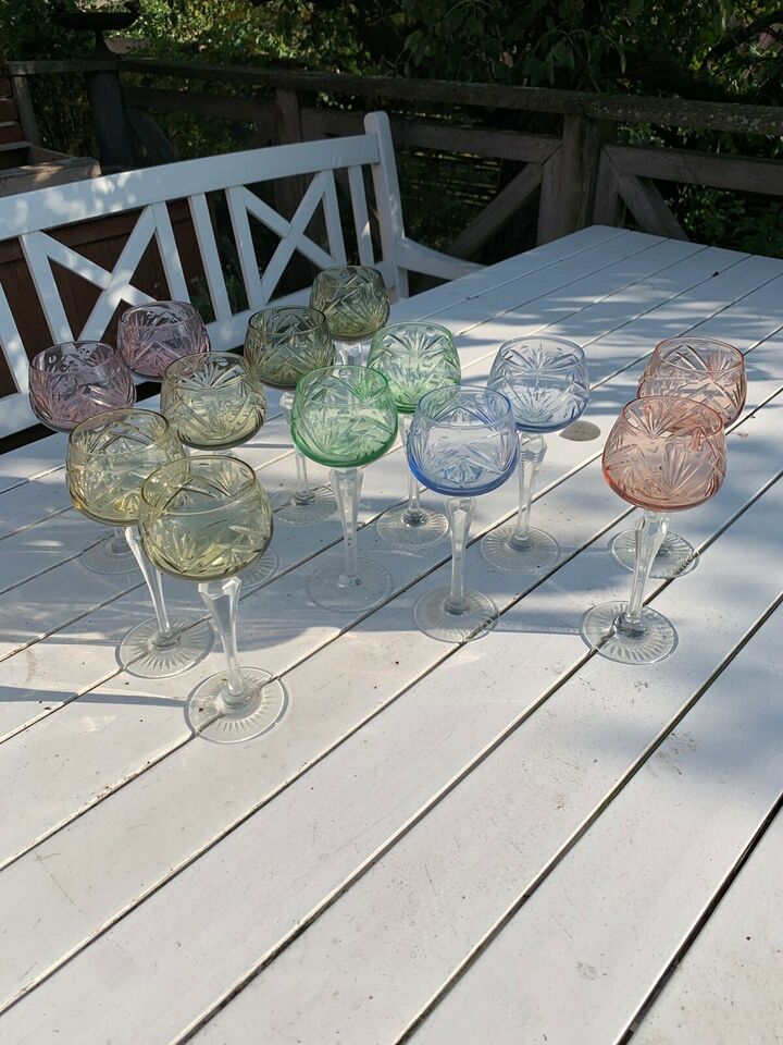 Glas, Vinglas, Bøhmisk krystalglas