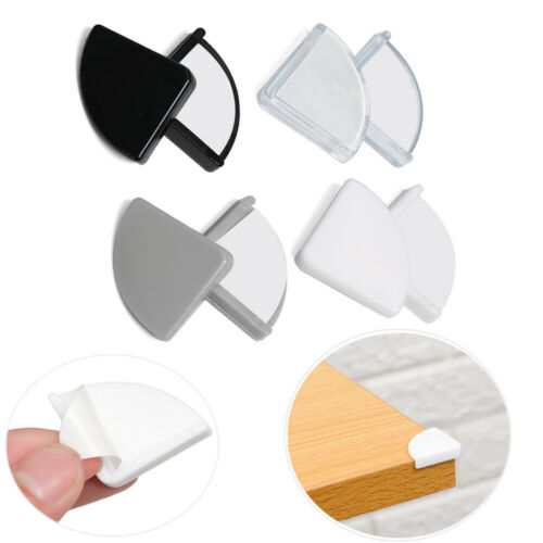 Corner Protector Cushions Glass Furniture Edge Child Safety Soft Guards 4PCS