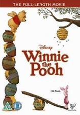 DVD:WINNIE THE POOH - THE MOVIE - NEW Region 2 UK