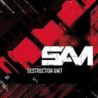 Destruction Unit * by Sam (CD, 2008, Vendetta)