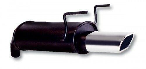 Asso Silenciador 70x140mm, Opel Vectra C, desde 02
