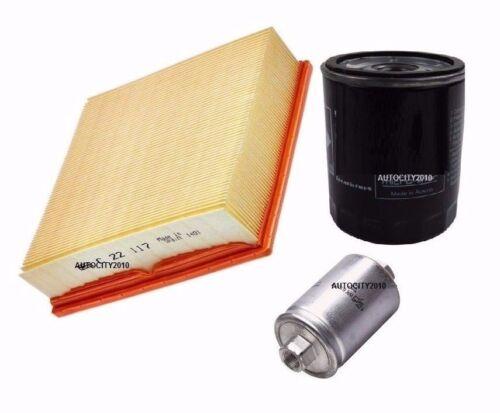 FOR JAGUAR XJ Series X300 X308 3.2 4.0 SERVICE KIT OIL//AIR//FUEL FILTER 94-97