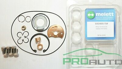 Melett turbocompresseur turbo rebuild repair kit for holset HX35//40 w