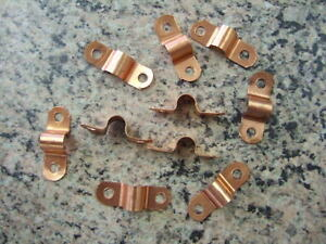 CARAVAN-BOAT-GAS-FITTING-5-16-034-8MM-PIPE-SADDLE-CLIP-X10