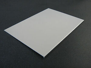 1-32-034-Thick-Aluminum-Sheet-8-034-x-10-11-16-034-with-1-4-034-flange-Reflow-Oven-Tray