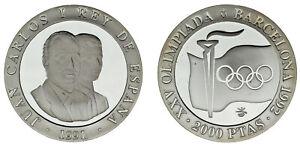 2000-SILVER-PESETAS-PLATA-ANTORCHA-OL-MPICA-1991-BARCELONA-1992-PROOF