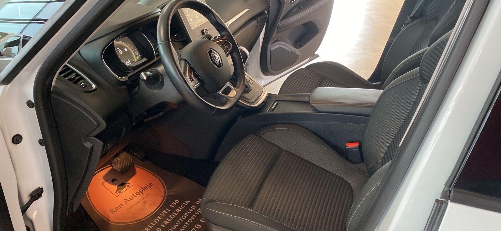 Billede af Renault Grand Scenic IV 1,5 dCi 110 Zen EDC Van