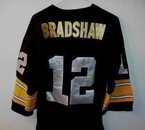 TERRY-BRADSHAW-PITTSBURGH-STEELERS-JERSEY-NEW-WITH-TAG