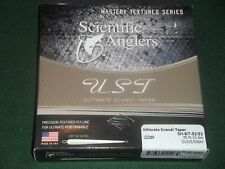 Sink 3 Textured Double Density Fly Fishing Taper for sale online Scientific Anglers UST Sink 2