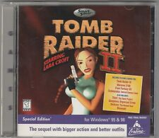 Set Of Tomb Raider I Ii And Iii Pc Games Lara Croft Eidos Rating