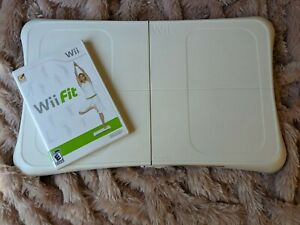 Wii Fit Bundle with Balance Board and Game