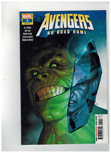 AVENGERS-NO-ROAD-HOME-5-1st-Printing-2019-Marvel-Comics