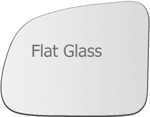 Wing-Mirror-Glass-For-Suzuki-Vitara-I-1989-1998-Left-Passenger-Side