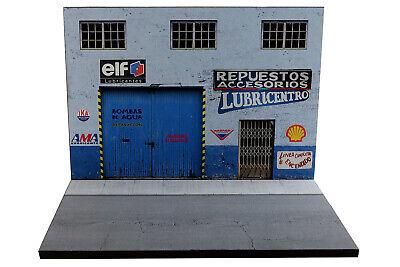 Dinamico Diorama Garage Argentine - 1/43ème - #43-2-b-b-050 In Vendita