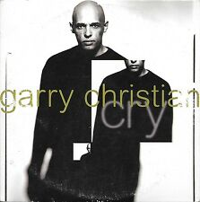 GARRY CHRISTIAN - Cry - CD PROMO