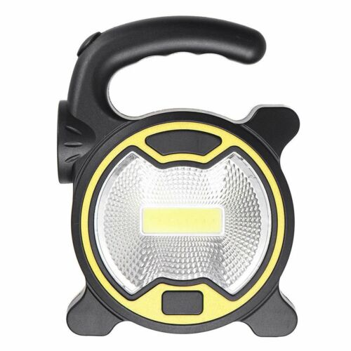5W Portable LED COB Flood Light Flashlight Outdoor Garden Work Spot Lamp Mini F