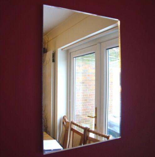 Plusieurs Tailles Disponibles Rectangle Acrylique Miroir