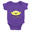 Infant-Baby-Rib-Bodysuit-Jumpsuit-Babysuits-Clothes-Gift-Toy-Story-Alien-Green thumbnail 11