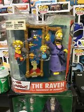 NEW McFarlane The Simpsons The Raven Treehouse of Horror 1 Figurines Toys Rare