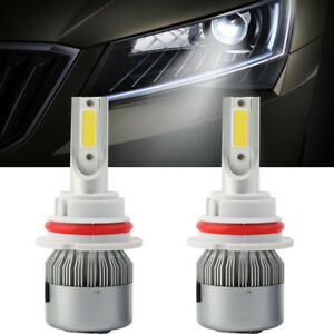 9004-HB1-LED-Headlight-Conversion-Kit-Bulbs-76W-7200LM-Car-Light-Hi-Lo-6000K-SPE