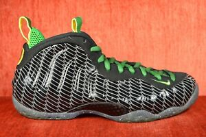 eaa499dba5f CLEAN Nike Air Foamposite One PRM UO QS Oregon Ducks Black Size 10 ...