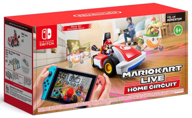 Super Mario Kart Live Home Circuit - Nintendo Interrupteur 10004630