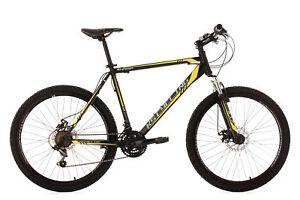 Mountainbike-Hardtail-Sharp-21-Gang-Bike-Schwarz-RH-51-cm-KS-Cycling-350M