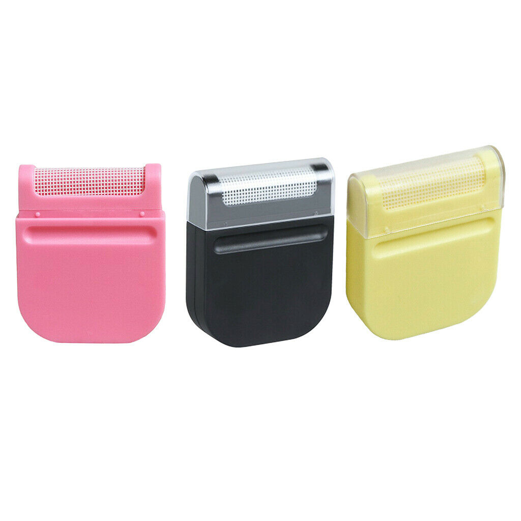 Portable Lint Remover Hair Fluff Shaver Clothing Cleaning Trimmer Epilator