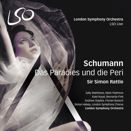 1 of 1 - Robert Schumann : Schumann: Das Paradies Und Die Peri CD (2015) ***NEW***