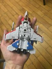 Transformers iron factory zoom version of TVM Red Spider Decepticons aircraft