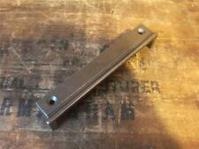 """quality cast iron door keep 5"""" or a repair keep for a rim lock Victorian  ( K4)"""