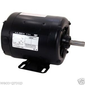 H585a 3 4 hp 1725 rpm new ao smith electric motor ebay for 3 4 hp electric motor