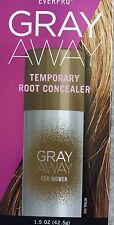 Everpro Beauty Gray Away Temporary Root Concealer Lightest Brown/Blonde 1.5 OZ