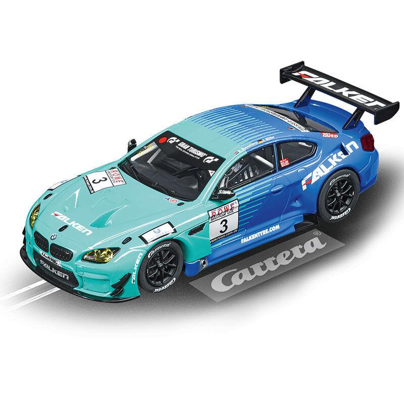 Carrera 27576 BMW M6 GT3 'Team Falken, No 3' - 1 32 Slot Car