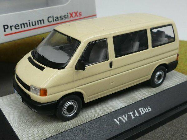 1 43 premium Classixxs VW T4 bus 13250 marfil
