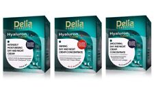 Delia Hyaluron Day & Night Cream 40+  50+  60+ Anti-wrinkle Moisturizing 50 ml