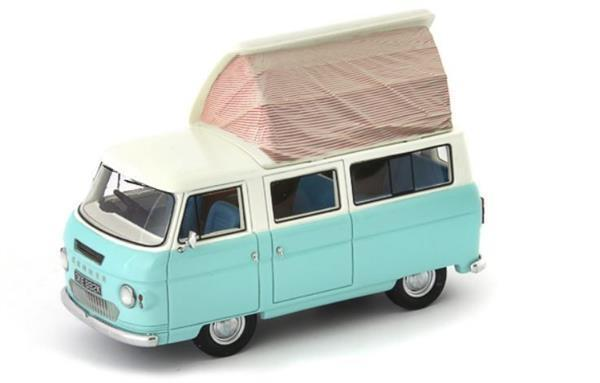 Car Cult VW Commer Dormobile Coaster 1 43 09002