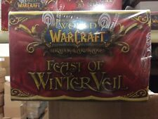 World Of Warcraft Feast Of Winter Veil Collectors Set For Card Game WoW TCG