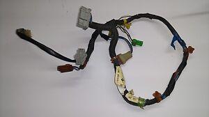 94 95 civic oem heater ac blower motor evaporator wire harness wiring loom  air | ebay  ebay