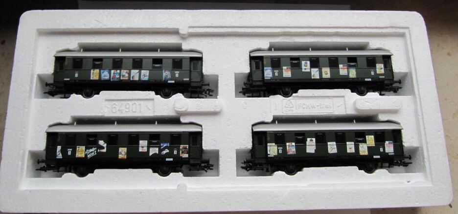 Märklin HO 4392 Wagen-Set 40 Jahre Baden-Württemberg neuwertig in in in OVP  | München Online Shop  a69683