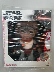 """Target Exclusive Star Wars Talking BABU FRIK Plush 9/"""" Mattel IN HAND FAST SHIP!"""