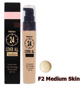 Mistine-24-Cover-All-Foundation-Full-Coverage-Oil-Control-SPF-15-Medium-Skin