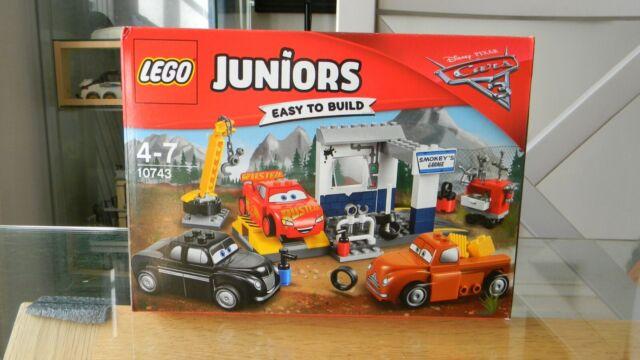 Lego Juniors Smokey S Garage 10743 For Sale Online Ebay